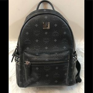 ❤️❤️MCM Small Stark Side Stud Backpack!!!